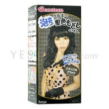 hoyu - Beauteen Bubble Hair Color #Natural Black