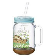 Skater - My Neighbor Totoro Drink Mug (Blue)
