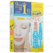 Kose - Clear Turn Whitening Vitamin C Mask