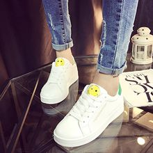 Pixie Pair - Smile Face Sneakers