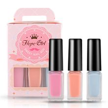 Hope Girl - Sweet Nail Set (#01 Cotton Candy)