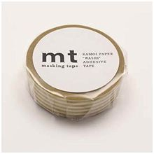 mt - mt Masking Tape : mt 1P Border Gold