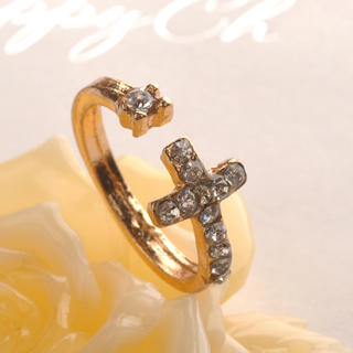 Fit-to-Kill - Diamond Cross Ring