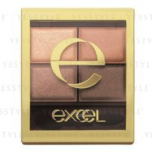 SANA - Excel Skinny Rich Shadow (#SR03 Royal Brown)