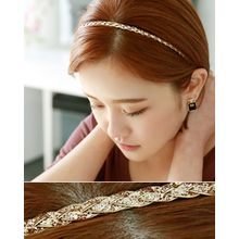 Miss21 Korea - Braid Headband
