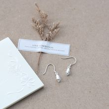 Love Generation - Rose Sterling Silver Earrings