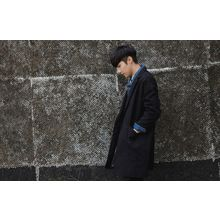SCOU - Single-Breast Trench Coat