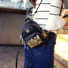 Bam's - Studded Mini Backpack