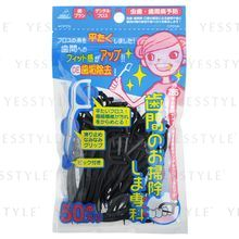Annecy - Dental Floss Stick (Charcoal)