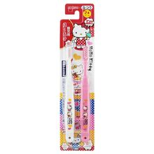 Ebisu - Hello Kitty Twin Toothbrush (B-S37)