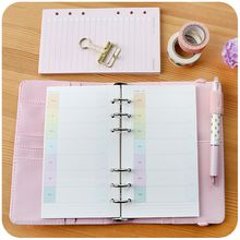 Momoi - A5 / A6 Loose Leaf Notebook Refill