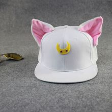 Buttercap - Cat-Ear Paneled Baseball Cap