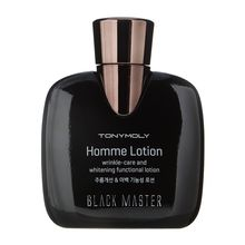 魔法森林家园 - Black Master Homme Lotion 130ml