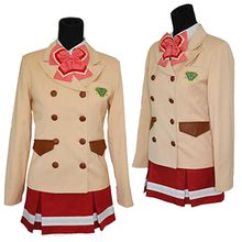 GetSetGo - Valvrave the Liberator Sashinami Shoko Cosplay Costume