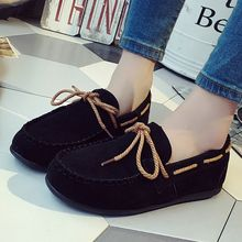 SouthBay Shoes - Bow Loafers