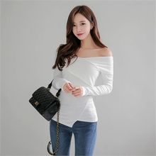 Babi n Pumkin - Off-Shoulder Ribbed Top