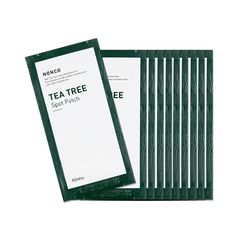 A'PIEU - Nonco Tea Tree Spot Patch Set (10pcs)