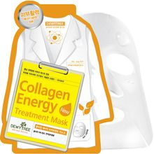 DEWYTREE - Collagen Energy Treatment Mask 10pcs