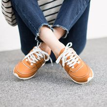 VIVIER - Color-Block Lace-Up Sneakers
