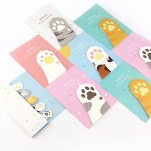 TITULO - Cat's Paw Mini Sticky Notes