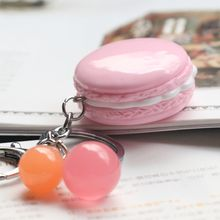 Little Meows - Macaroon Keyring