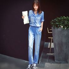 Dabuwawa - Denim Jumpsuit