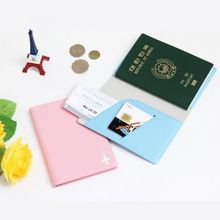 iswas - 'Fenice' Series Colored Passport Case