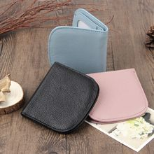 Janice - Genuine-Leather Card Holder