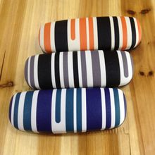 Lens Club - Striped Glasses Case