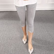 SO-IN - Maternity Capri Leggings