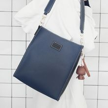 Youshine - Set: Two Tone Shoulder Bag + Crossbody Bag