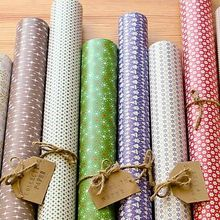 BABOSARANG - Gift Wrapping Paper (38 Sheets)