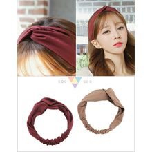 soo n soo - Knotted Hair Band