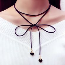 True Glam - Bow String Choker