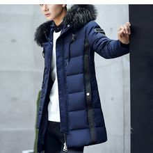 ZZP HOMME - Hooded Padded Coat