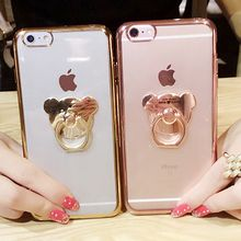 Heptacolor - Transparent Mobile Case - iPhone 6 / 6 Plus / 7 / 7 Plus