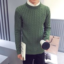 JVR - Long-Sleeve Cable-Knit Top