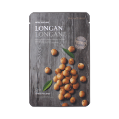 The Face Shop - Real Nature Longan Mask Sheet 1pc