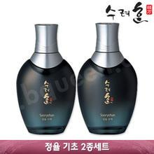 Sooryehan - Jungyul Set: Toner 160ml + Emulsion 160ml