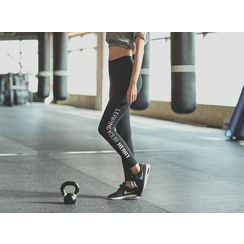 UUZONE - Lettering Gym Leggings