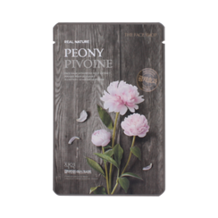 The Face Shop - Real Nature Peony Mask Sheet 1pc