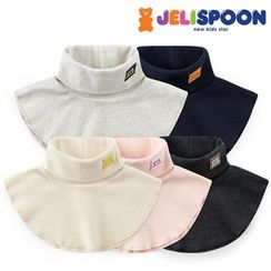 JELISPOON - Kids Turtle-Neck Decorative Collar