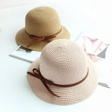 EVEN - Straw Bucket Hat