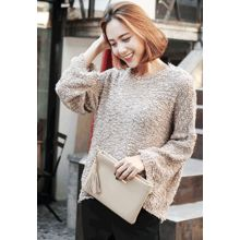 REDOPIN - Crew-Neck Sweater
