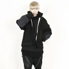Rememberclick - Color-Block Jacket
