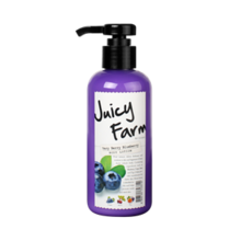 Missha - Juicy Farm Body Lotion 200ml (Very Barry Blueberry)