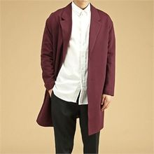 THE COVER - Notched-Lapel Single-Breasted Coat