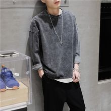 JUN.LEE - Distressed Sweatshirt