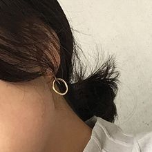 Nocturne - Hoop Single Earring