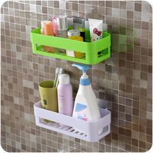 VANDO - Wall Suction Corner Shelf
